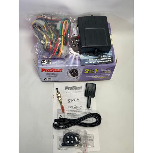 ProStart 4-Button Remote Starter With Keyless Entry 034-0743-4