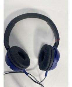 Sony Wired On-Ear Headphones -Blue
