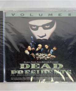 Dead Presidents: Music From The Motion Picture, Volume II CD 724383581825