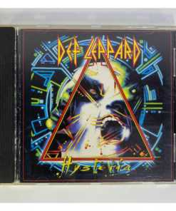 Def Leppard – Hysteria – (1987, CD USA) 042283067523