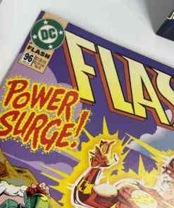 Flash Terminal Velocity (1995 DC) Collectors Set