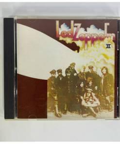 Led Zeppelin 2 - (1969, CD) USA D103692
