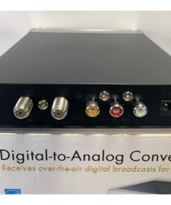 RCA Digital to Analog Converter Box STB7766G1
