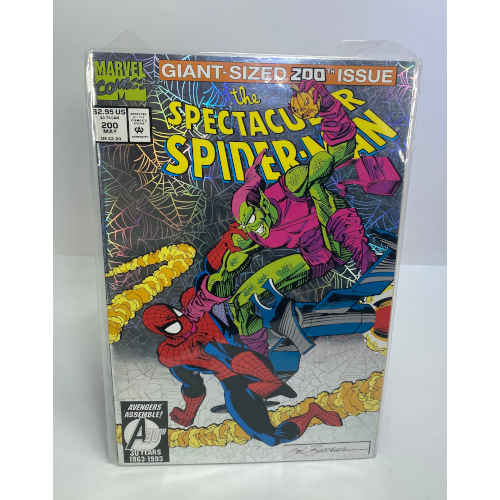 he Spectacular Spider-Man #200 (May 1993, Marvel) Best Of Enemies