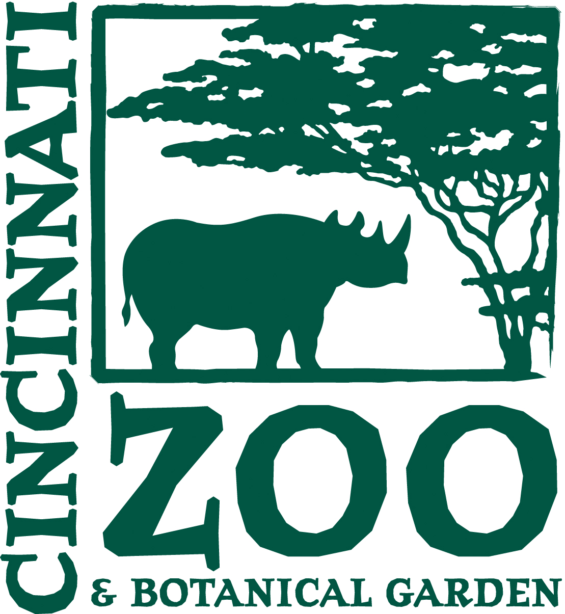 Image result for cincinnati zoo  logo
