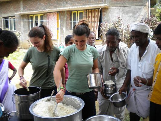 Eluru, food program