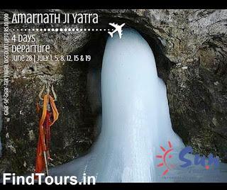 Amarnath Yatra India USD $