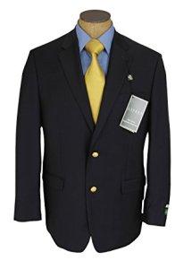 mens-2-button-navy-blue-wool-blazer-sport-coat-jacket