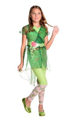 kids-dc-superhero-girls-deluxe-poison-ivy-costume