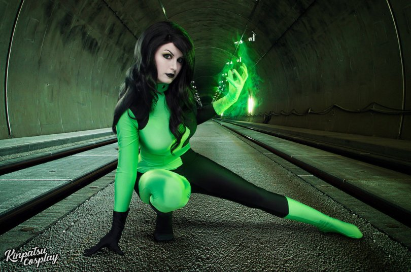 Amazing Shego Costume Diy From Kim Possible Find Your Future