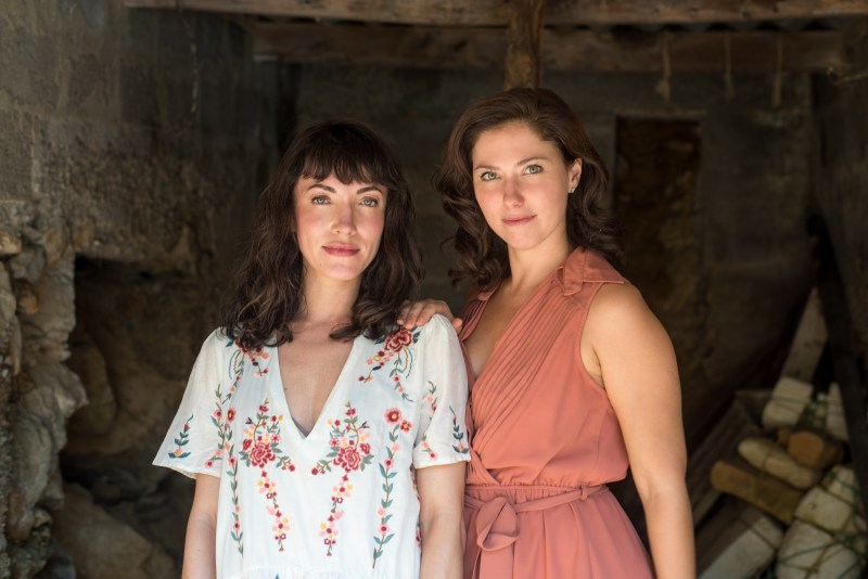Tasya and Eva, Founders of Godai Escapes Slow Travel for ELSEWHERE