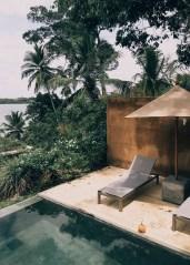 Tri Resort in Sri Lanka by ELSEWHERE