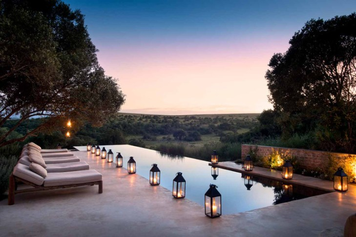 Beautiful Safari Lodge Resort in Africa - Arijiju Retreat Laikipia Plateau Kenya - ELSEWHERE