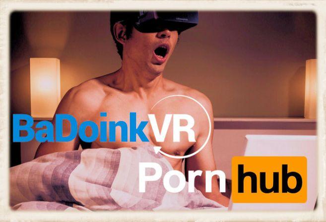 Badoink VR joins Pornhub picture