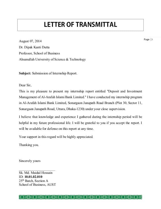 4+ Transmittal Letters – Find Word Letters
