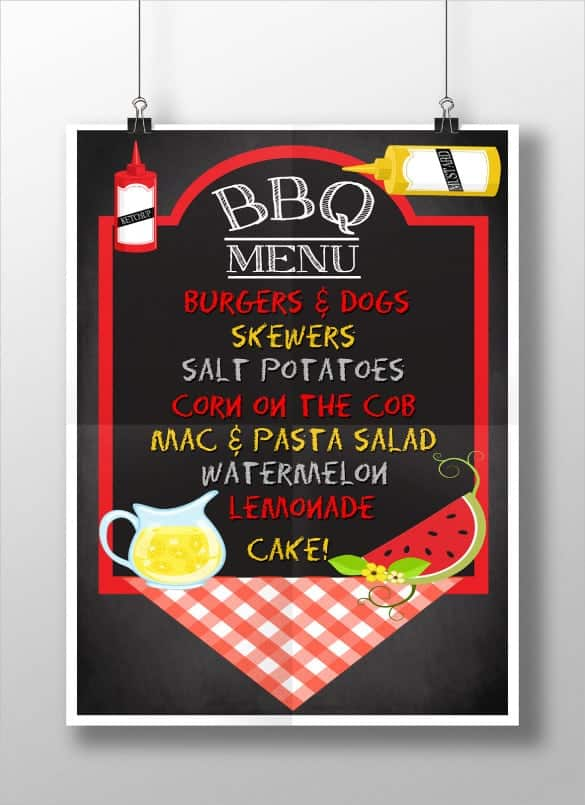 Good Bbq Food