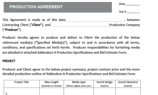 video production contract 6.