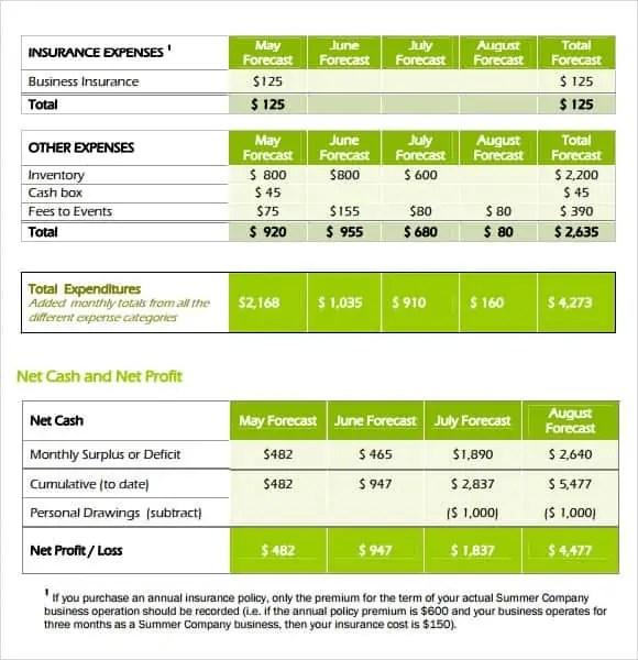 cash flow statement download