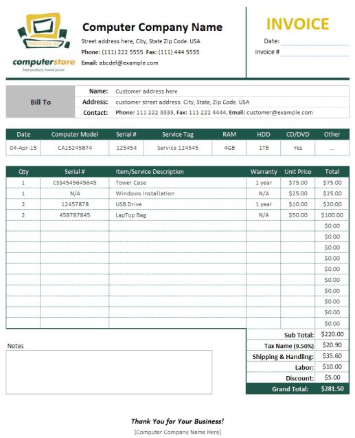 service-invoice-template-5