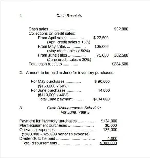 Cash Receipt Templates - Find Word Templates