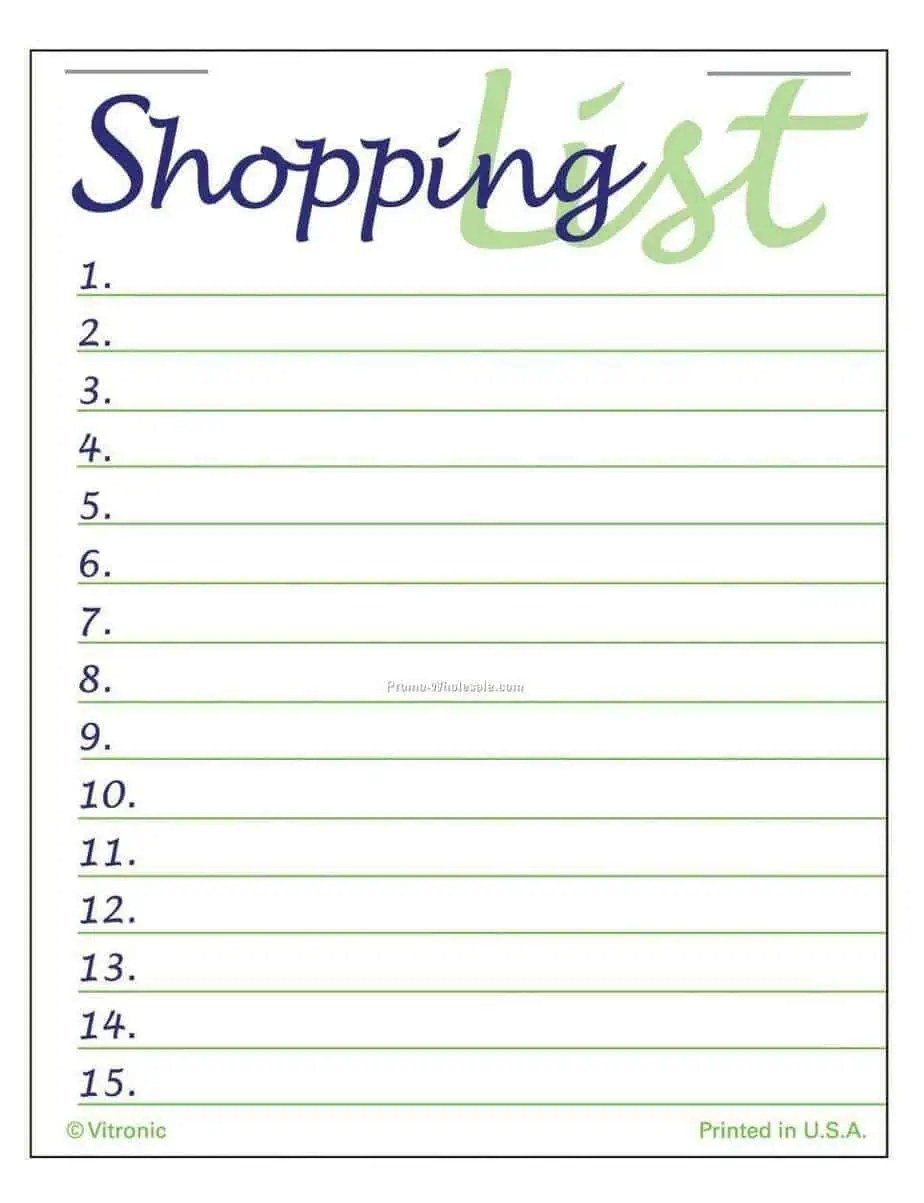 plos one word template - shopping list templates find word templates
