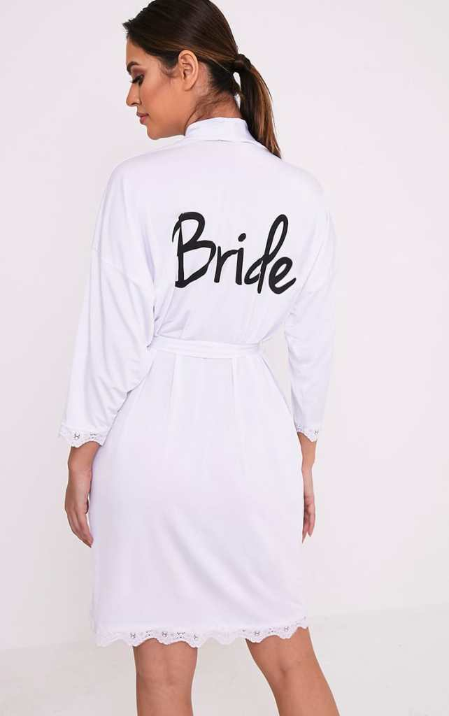 8 affordable wedding day pyjamas and robes - Find Your Dream Dress