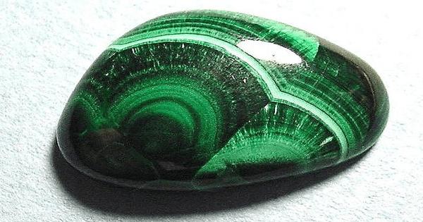 Malachite Gemstone Meaning Luck Stone