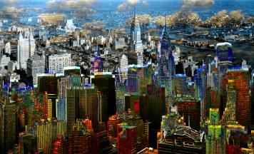 Art Print Manhattan