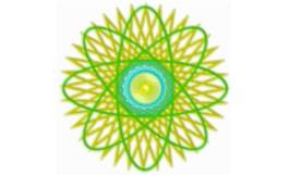 Spirograph Layer Art