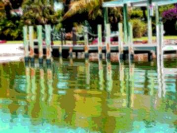 Digital Impressionism Landscape