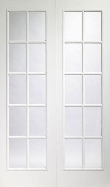 Downham Hardwood Doors White Internal Downham Doors