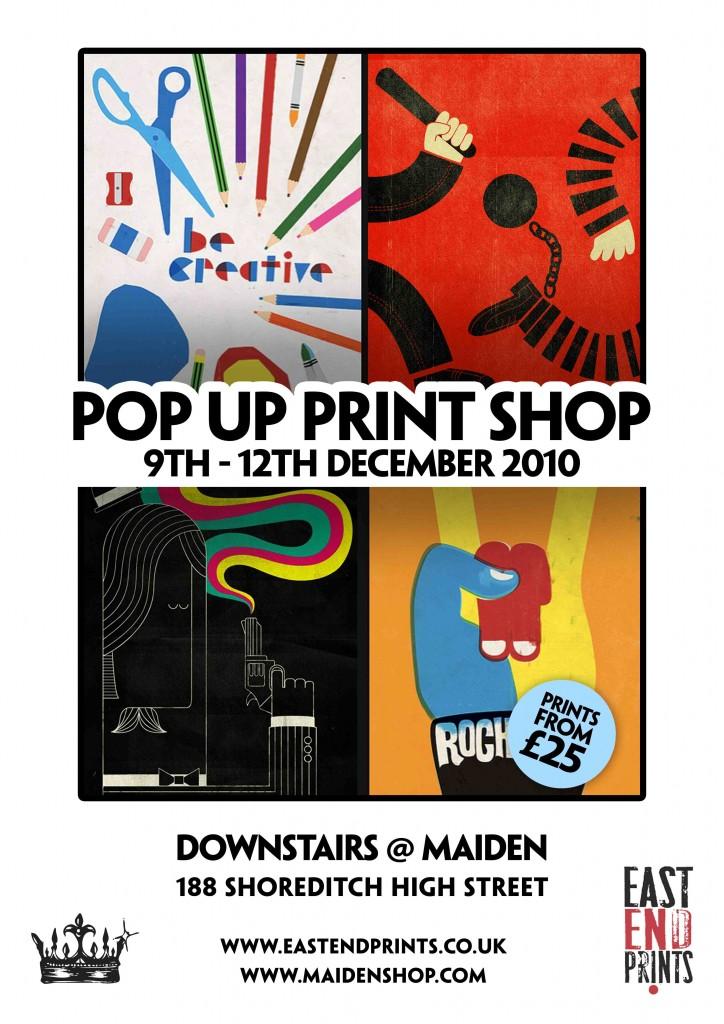Print Shop Invitations