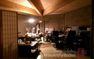 New Location Phoenix Grand Ave Art Gallery Tattoo Studio Fine Art For Bodies Tariq Sabur FB TNAIL