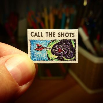 Call The Shots Kate Spade Stamp