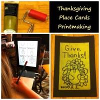 Art Kits for Kids: Printmaking with Eye Can Art!