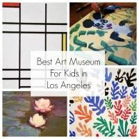 Best Free Art Museum for Kids in Los Angeles