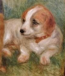 LACMA Renoir detail
