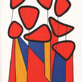 """Calder Alexander, """"Homage to Calder"""""""