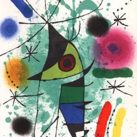 """Miro Joan, """"V1-11"""""""