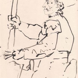 Picasso Pablo, #1 dated 13-7-59