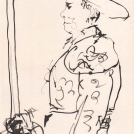 Picasso Pablo, #6 dated 12-7-59