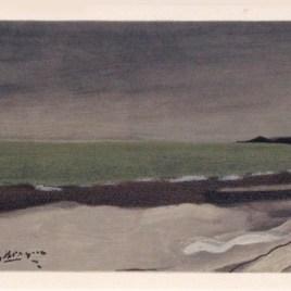 "Braque Georges , ""Bord de mer 1952"""