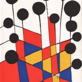 "Calder Alexander, ""Untitled XXe Siecle"""
