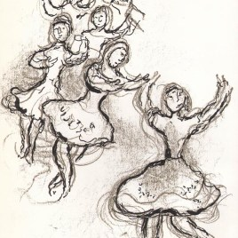 "Chagall Marc, ""Untitled Sketch 2"""