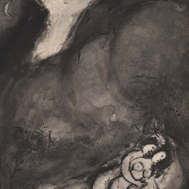 "Chagall Marc, ""Le revenant"""