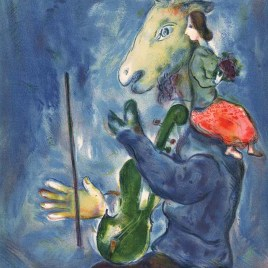 "Chagall Marc, ""Spring"""