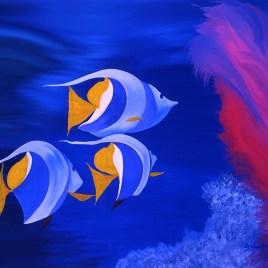 """Absi Grace, """"Aquarium"""""""