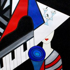 """Absi Grace, """"Piano bar"""""""