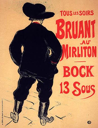 Lautrec_11_Bruant_au_Mirliton