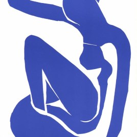 "Matisse Henri, ""Nu Bleu 1"""
